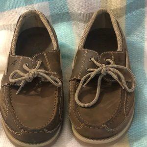 Margaritaville Boat shoes EUC